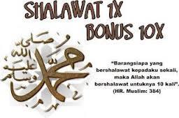 salam shalawat