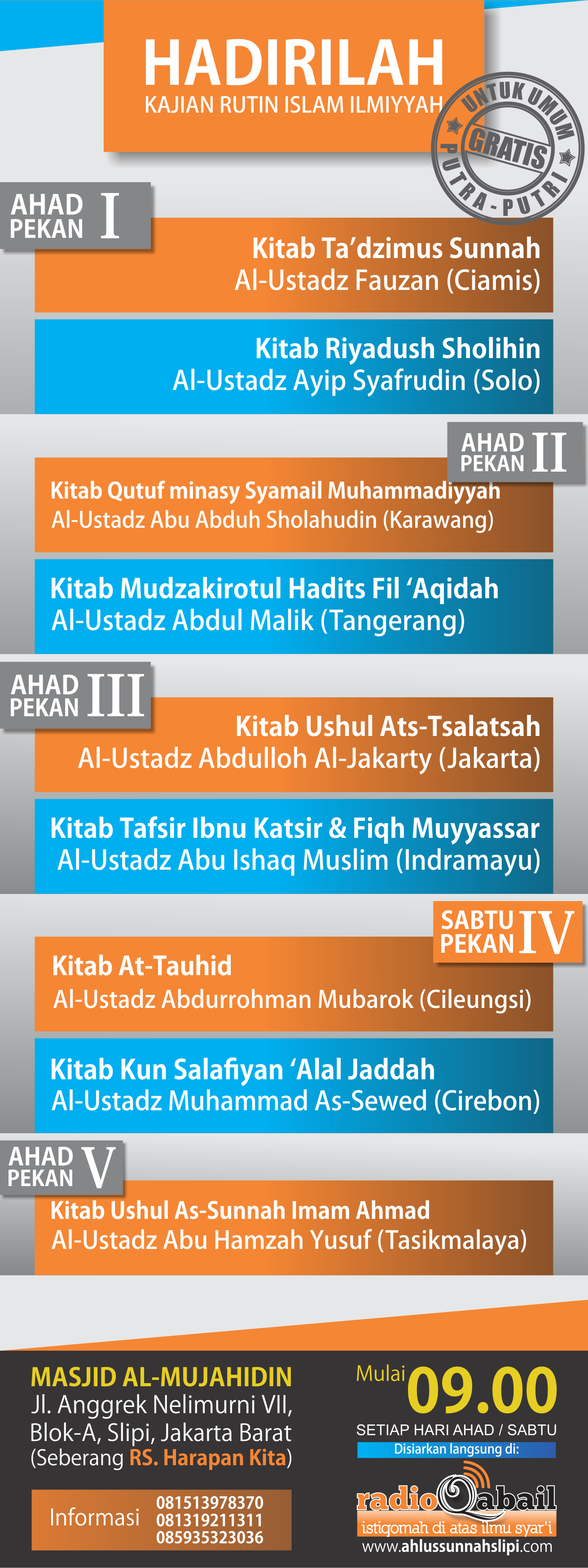 Download Jadwal Sholat Terbaru Download Lengkap