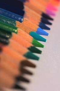 Markus Grossalber_Lined Up Colored Pencils_ZENkQw